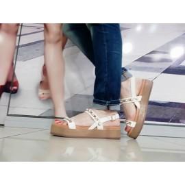 Дамски сандали 1L-13  Цена-46лв.
