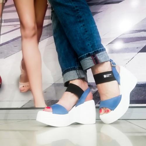 Дамски сандали платформа H882 - DICIANI