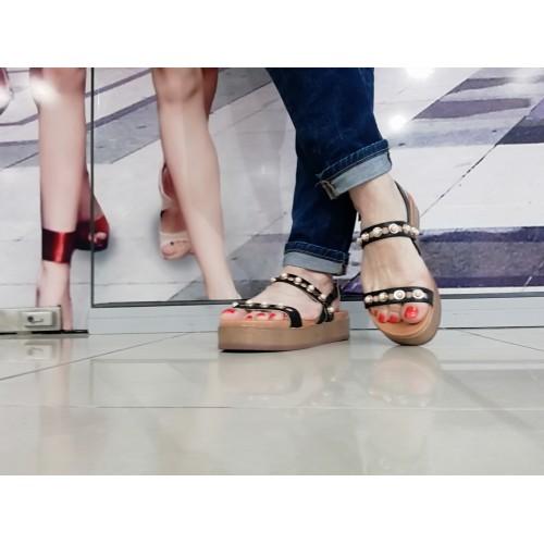 Дамски сандали 1L-13 - DICIANI
