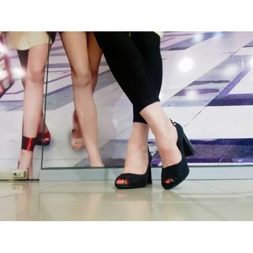 Дамски обувки E-616 - DICIANI