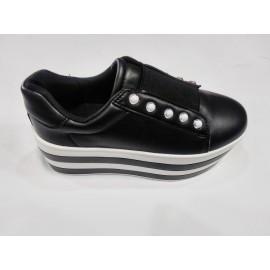 Дамски обувки висока платформа KB083