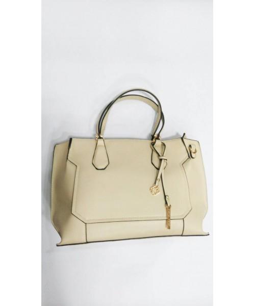 Дамска чанта 8527-1 бежова - DICIANI
