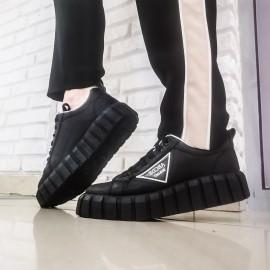 Дамски кецове A-81-black