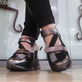 Дамски обувки 3441- black