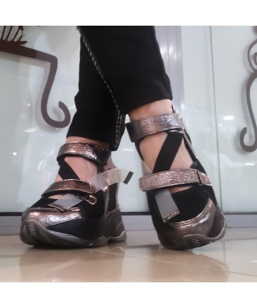 Дамски обувки 3441- black - DICIANI