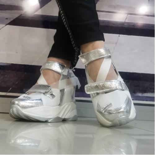 Дамски обувки 3441 -white - DICIANI