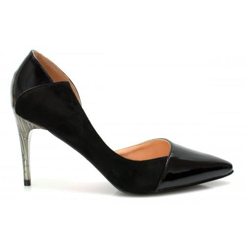 Дамски обувки D240-F879 - DICIANI