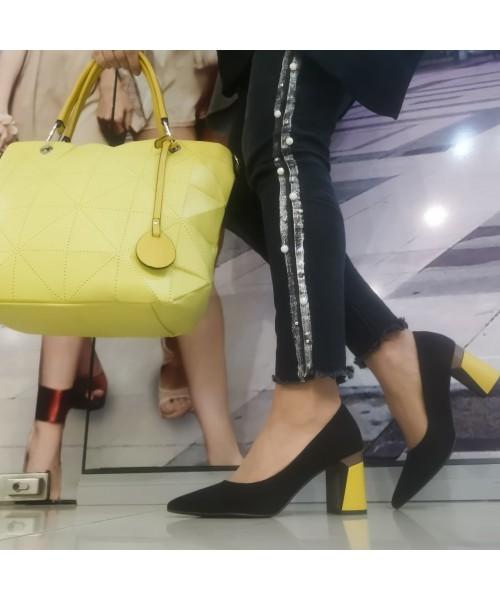Дамски обувки F619  - DICIANI