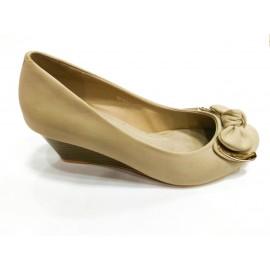 Дамски обувки беж напа 3733