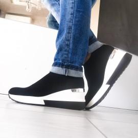 Дамски обувки Румина-black
