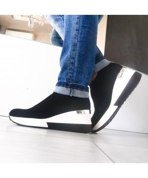 Дамски обувки Румина-black - DICIANI