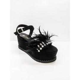 Дамски сандали 6L-38
