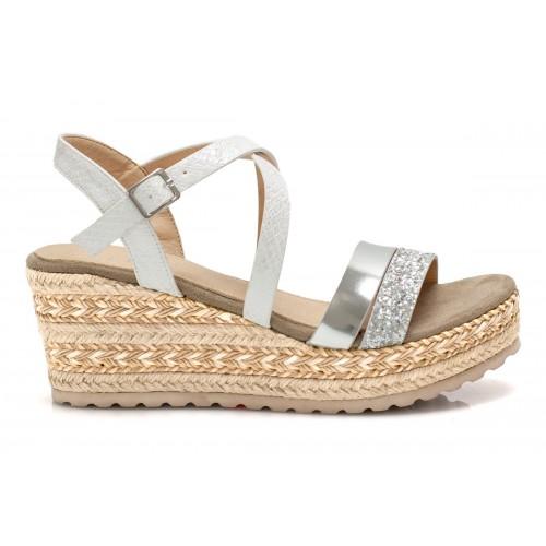 Дамски сандали C2018-9 white - DICIANI