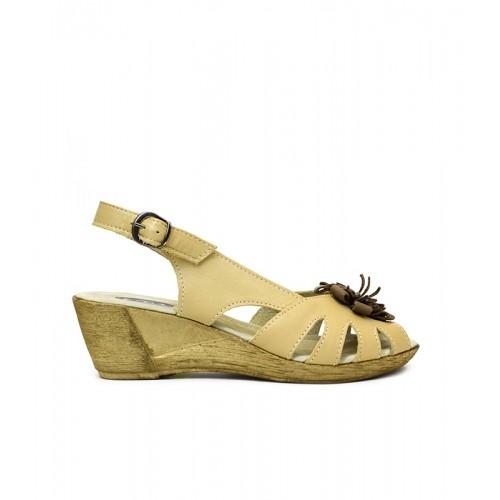 Дамски сандали естествена кожа 14311/410 - DICIANI