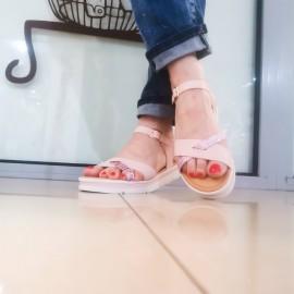 Дамски сандали ZS-01 pink